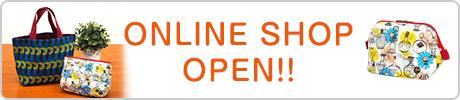 ONLINE SHOP OPEN!!